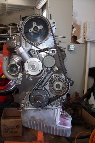 Motor Turbo On