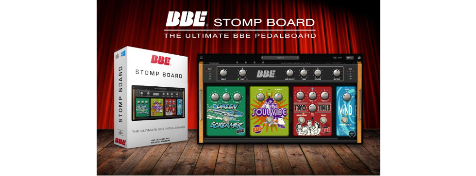 Stomp Board software