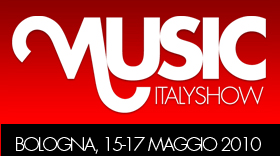 Music Italy Banner