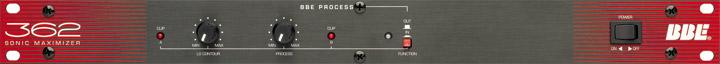 BBE 482i Sonic MaximizerT Processor